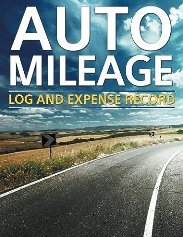 Auto Mileage Log And Expense Record