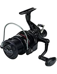 Luxurysmart Spinning Fishing Reel 10+1BB Metal Body Smooth Carp Spinning Reels for Saltwater and Freshwater Fishing