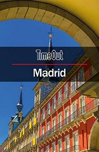 Time Out Madrid Travel Guide: City Guide with pull-out map (Time Out City Guide)