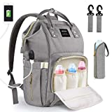 Best Baby Backpack Diaper Bags - Baby Changing Bag, MoFut Baby Diaper Nappy Rucksack Review