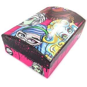 "Jewellery box ""Monster High"" black pink."