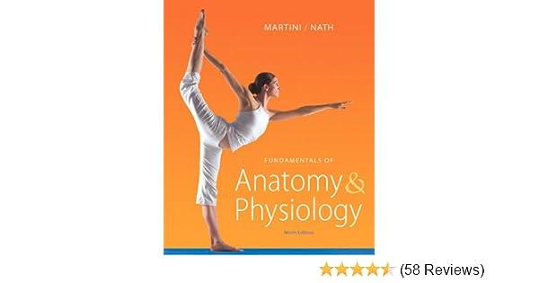 Fundamentals of Anatomy & Physiology: Amazon.co.uk: Frederic H ...