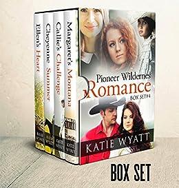 Mail Order Bride: Box Set #4: Inspirational Historical Western (Pioneer Wilderness Romance Box Set Series) by [Wyatt, Katie]