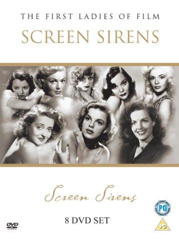 Screen Sirens [8 DVDs] -
