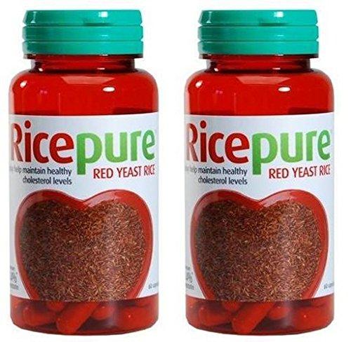 Ricepure 60caps - 60caps