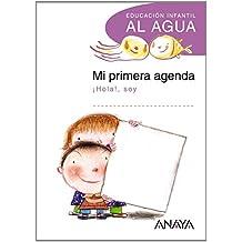 Mi primera agenda. (Al agua)