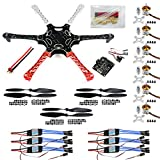 BGNing Hexacopter ARF Drone F550 Hex-Rotor