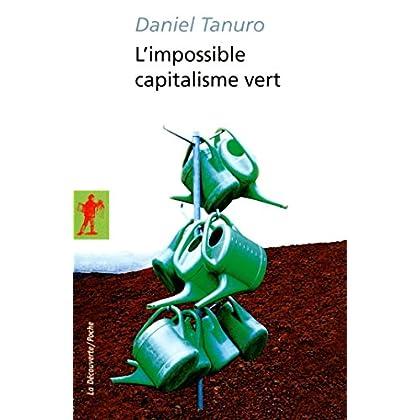 L'impossible capitalisme vert (POCHES ESSAIS t. 365)