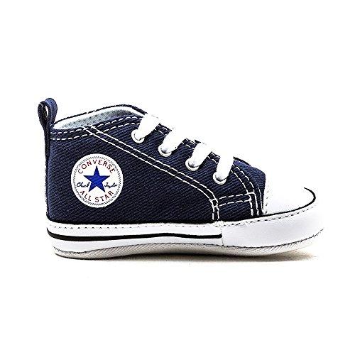 Converse Chucks FIRST STAR HI Marine Blau