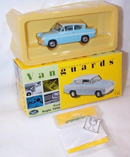 corgi-vanguards-ford-anglia-105e-bermuda-blue-and-ermine-white-car-143-scale-diecast-model