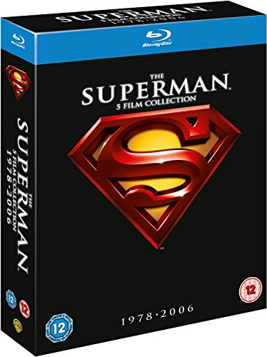 Superman: The Ultimate Collection (5 Blu-Ray)...