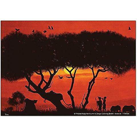 Iman Nevera Agencia De Viajes Vacaciones África león elefante