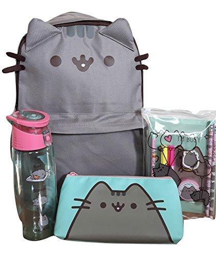Pusheen School Backpack Set