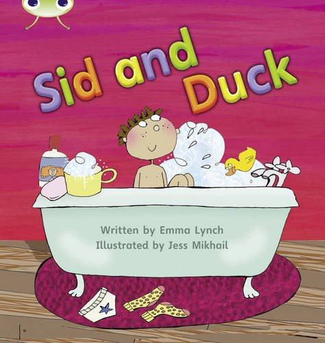 Bug Club Phonics Bug Set 04 Sid and Duck