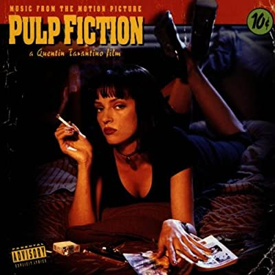 Pulp Fiction (Original Soundtrack) [CD]