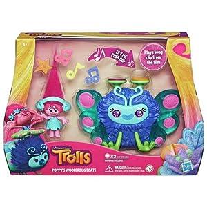 TROLLS Dream Works Figura de Poppy Wooferbug Beats