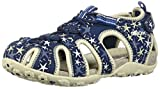 Geox Sandalen/Sandaletten Mädchen, Color Blau, Marca, Modelo Sandalen/Sandaletten Mädchen JR Sandal Roxanne Blau