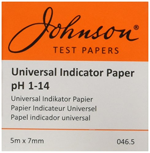 johnson-test-papers-0465-universal-indicator-paper-roll-dispenser-5-m-x-7-mm