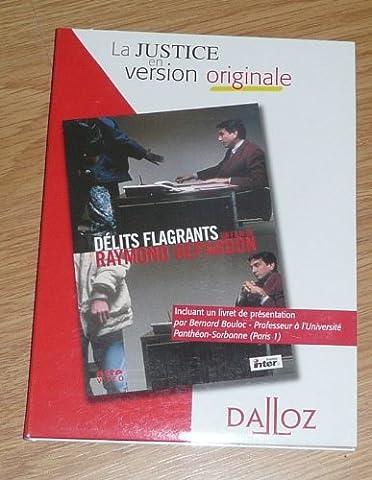 Flagrants Delits - Délits flagrants (DVD), avec livret de
