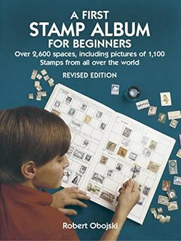 A First Stamp Album for Beginners (Dover Children's Activity