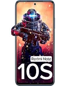 Redmi Note 10S (Deep Sea Blue, 6GB RAM, 64GB Storage) -Super Amoled Display   64 MP Quad Camera   Alexa Built in