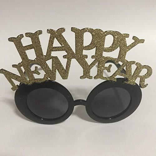 Lustige Gläser Personalisierte kreative Gläser Süße Bar Party Requisiten Fotografieren Sie eine übertriebene Sonnenbrille