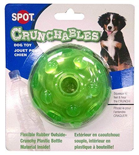 Ethical Pets ethischen crunchable Ball Hund Spielzeug