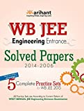 WB JEE Engineering Entrance Solved Papers (2014-2006) - Arihant Experts