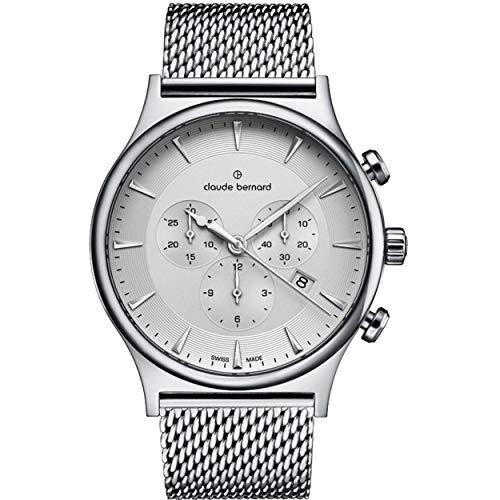 Claude Bernard by Edox Classic Men's Watch 10217.3M.AIN1 Chronograph
