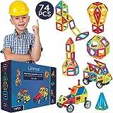 Limmys Magnetic Building Blocks – Unique Travel Series Construction Toys for Boys