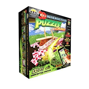 Desconocido Puzzle 3D (PT-PZPN) (Importado)