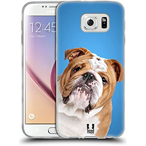 Head Case Designs Bulldog Inglese Razze Famose