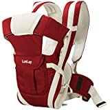 LuvLap Elegant Baby Carrier (Red)
