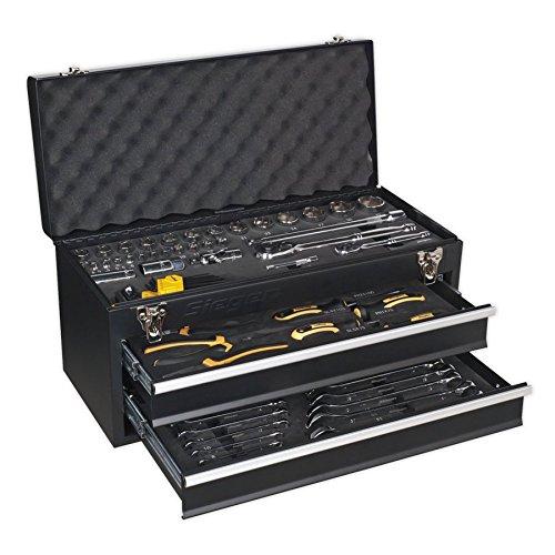 SEALEY s010552Schubladen Tragbare Tool Brust mit Werkzeug Kit (90teiliges)