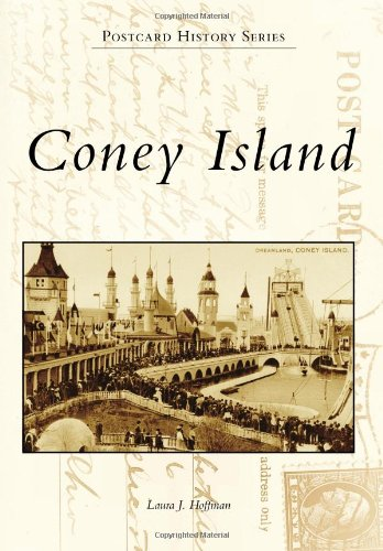 Coney Island (Postcard History) (Great Northern Hot-dog-roller)