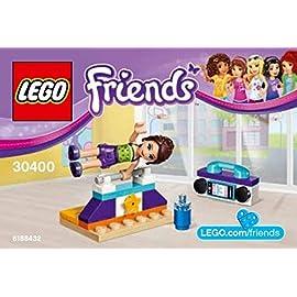 Lego-Friends-30400-Gymnastik-Reck-Gymnastic-Bar-im-Beutel
