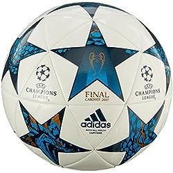adidas Finale Cdf Cap Balón de Fútbol, Hombre, Blanco (Blanco / Azumis / Turque), 5
