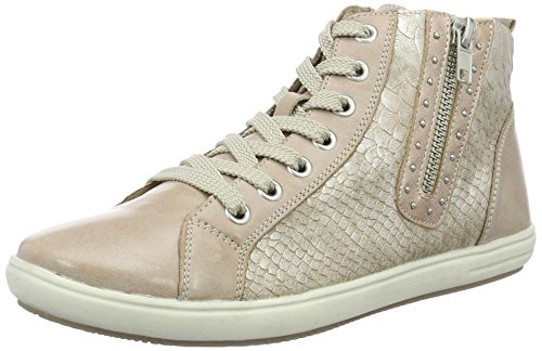 Remonte Damen D9190 High-Top Pink (Whitenude/Ginger/Rose / 32)