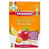 Plasmon Merenda Frutta Mista Cereali - 240 gr