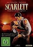 Scarlett - Die Liebe von Scarlett & Rhett geht weiter [2 DVDs] - Alexandra Ripley