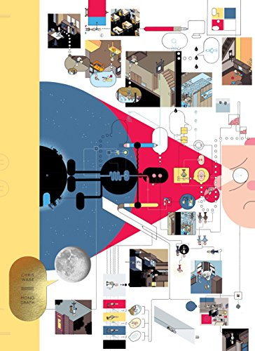Monograph by Chris Ware par Chris Ware