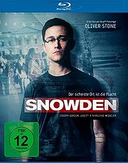 Snowden [Blu-ray]