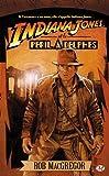 Indiana Jones, tome 1 - Indiana Jones et le péril à Delphes