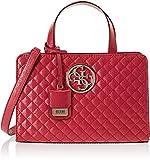 Guess Gioia, Sacs portés épaule femme, Rouge (Red/Red), 30x20x14 cm (W x H L)