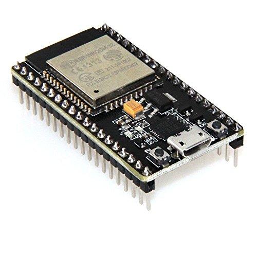 hiletgo esp-wroom-32esp32esp-32s Development Board 2,4GHz Dual-Mode WiFi + Bluetooth Dual Kerne Mikrocontroller Prozessor integrierte mit Antenne RF AMP Filter AP STA Arduino IDE (Filter Ap)