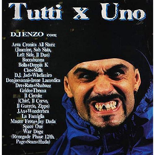 Tutti Per Uno (180 Gr. Vinyl Blue Transparent Numbered Limited Edt.)