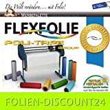 FLEXFOLIE BÜGELFOLIE 1 METER x 500mm POLI-FLEX PREMIUM 467 APPLE