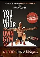 Mark Lauren DVD vous êtes votre propre salle de Gym Vol. II: Poids corporel exercice 3 coffret DVD-English Version