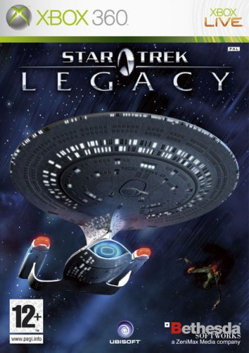Star 360 Xbox Trek Für (Star Trek Legacy 360)
