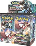 Pokemon - Sonne Mond 3 Nacht in Flammen Display (36 Booster), Deutsch